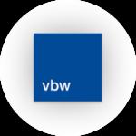 Logo: vbw
